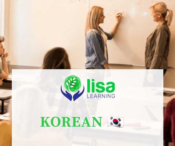 LISA Learning - KOREAN
