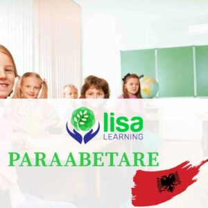 LISA Learning - ParaAbetare Albanian Language