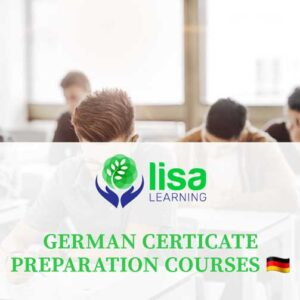 LISA Learning German Certificate Preparation Courses