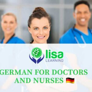 LISA Learning German For Doctors and Nurses