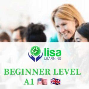 LISA Learning English Beginer Level A1