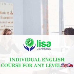 LISA Learning Individual English Course For Any Level