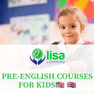 LISA Learning Pre English Courses For Kids