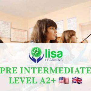 LISA Learning Pre Intermediate Level A2 plus